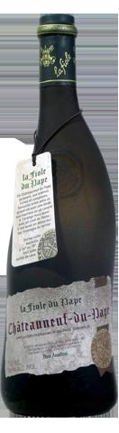 La Fiole du Pape Châteauneuf-du-Pape