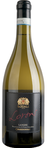 Lodali Langhe Chardonnay Lorens DOC 2016
